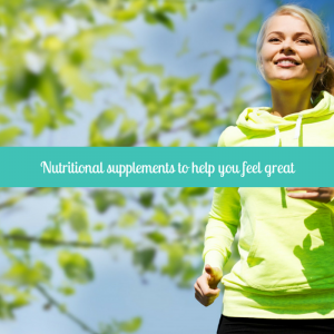 Nutritional supplements to help you feel great. Be balanced menopause relief