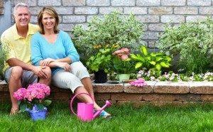 Mental fitness via gardening?