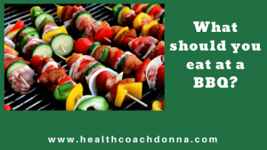 What should you eat at a BBQ?
