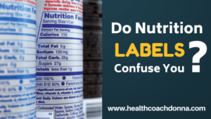 Do Nutritional Labels Confuse You?