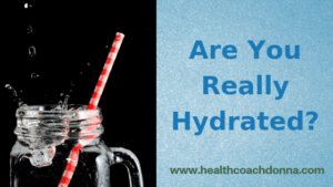 Are You Really Hydrated?