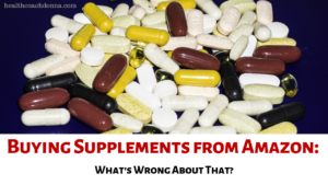 Buying Supplements from Amazon