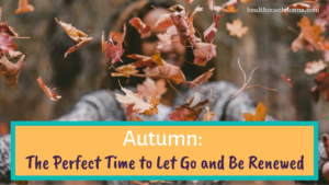 perfect time to let go