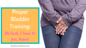 bladder training