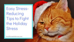 stress-reducing tips