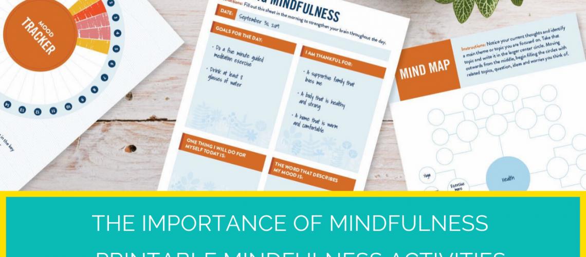 Importance of Mindfulness