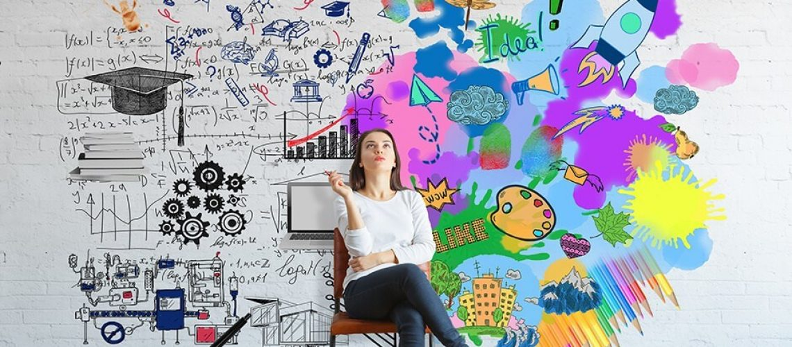 creativity can improve your mood