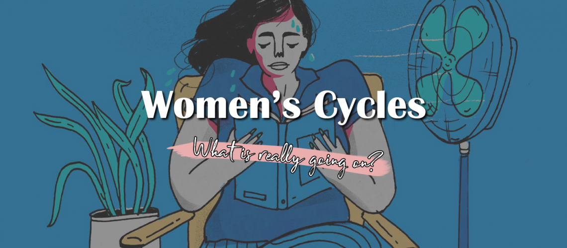 Women's Cycles. What the heck is really going on?